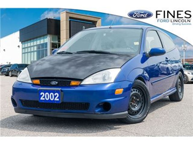 2002 Ford Focus SVT - YOU CERTIFY & YOU SAVE! in Bolton, Ontario