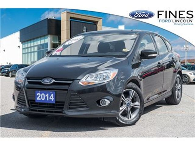 2014 FORD Focus SE - HEATED SEATS, RIMS, 1 OWNER! in Bolton, Ontario