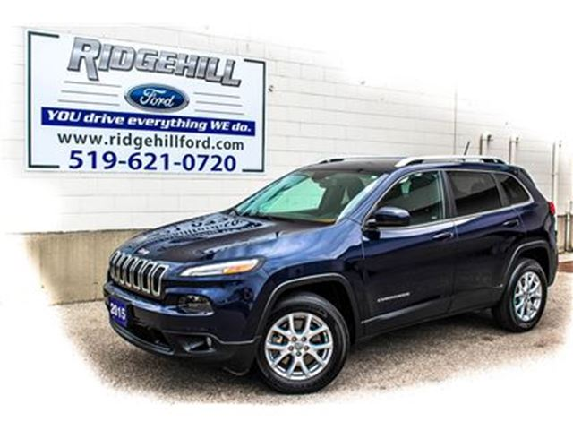 2015 JEEP Cherokee North in Cambridge, Ontario