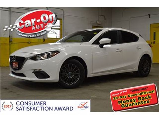 2016 Mazda MAZDA3 Sport GS AUTO A/C SUNROOF HEATED SEATS BLUETOOTH ALLOYS in Ottawa, Ontario