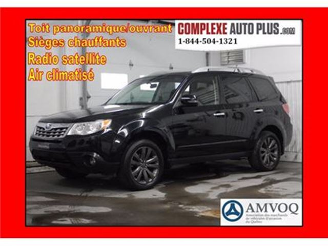 2013 Subaru Forester 2.5X Touring *Toit pano/Mags/Fogs in Saint-Jerome, Quebec