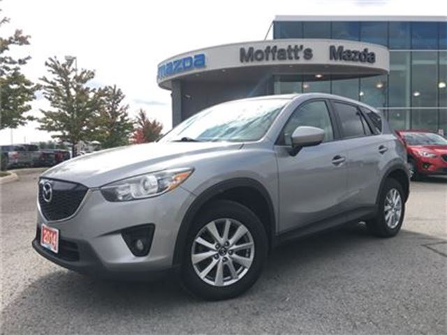 2014 MAZDA CX-5 GS in Barrie, Ontario