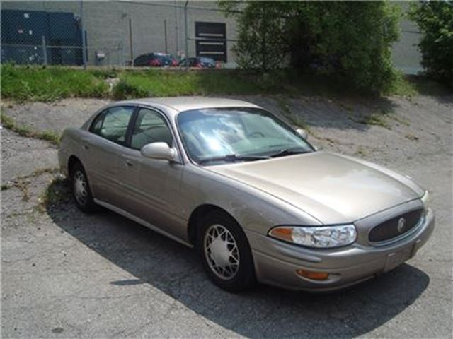 2001 Buick LeSabre Custom ~ DRIVES GOOD ~ AS-IS ~ in Toronto, Ontario