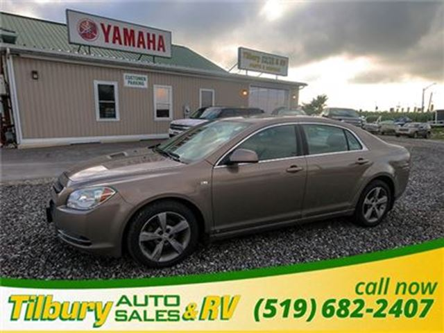 2008 Chevrolet Malibu 1LT **Excellent Condition, LOW KM** in Tilbury, Ontario