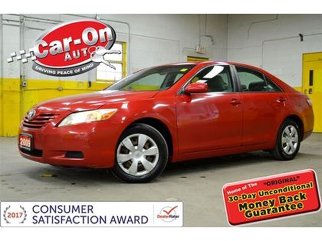 2009 Toyota Camry LE AUTO A/C FULL POWER GROUP ONLY $63 BIWEEKLY OAC in Ottawa, Ontario