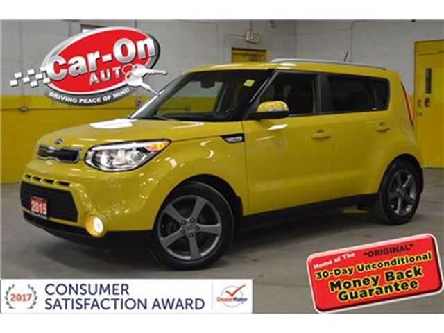 2015 Kia Soul EX+ AUTO A/C HEATED SEATS ALLOYS LOADED in Ottawa, Ontario