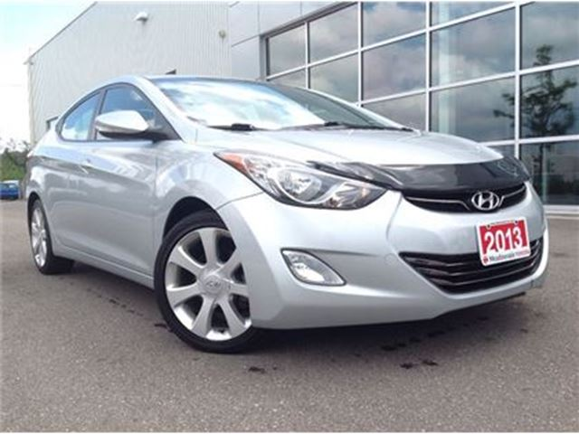 2013 Hyundai Elantra Limited !!! JUST TRADED !!! in Mississauga, Ontario
