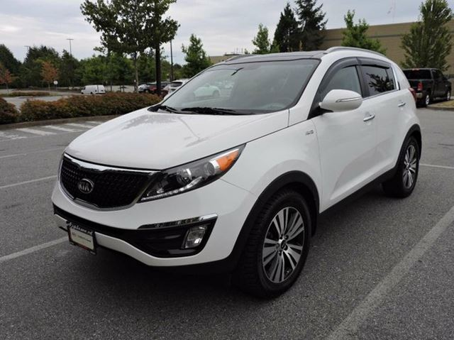 2015 KIA Sportage           in Surrey, British Columbia
