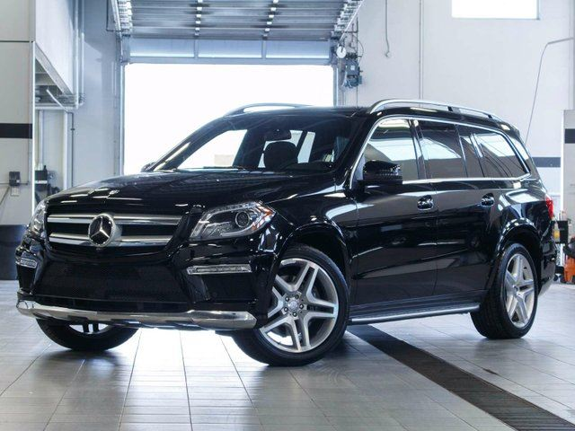 2016 MERCEDES-BENZ GL-CLASS GL 550 4MATIC in Kelowna, British Columbia