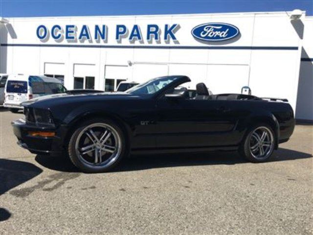 2008 Ford Mustang - in Surrey, British Columbia