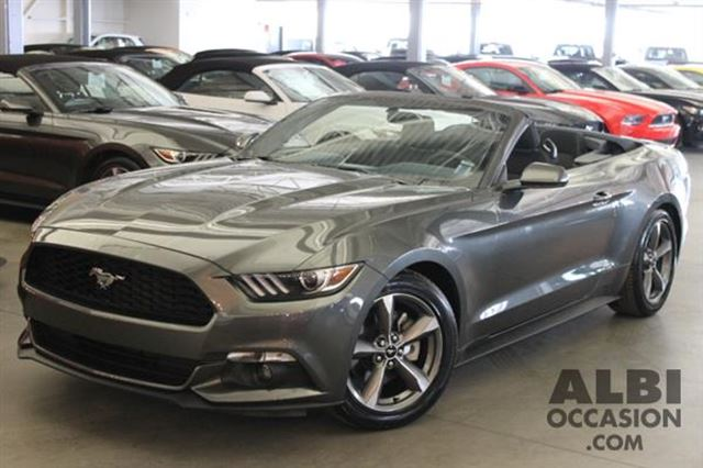 2016 Ford Mustang V6 CONVERTIBLE in Mascouche, Quebec