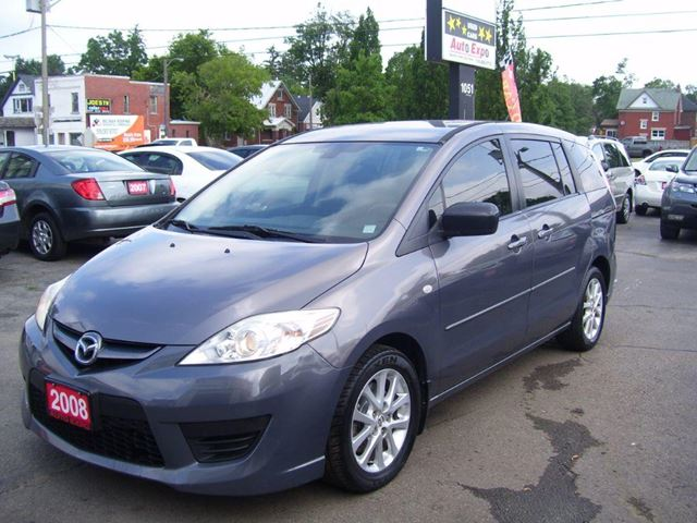 2008 Mazda MAZDA5 GS/Auto,A/C,Tinted,Certified in Kitchener, Ontario