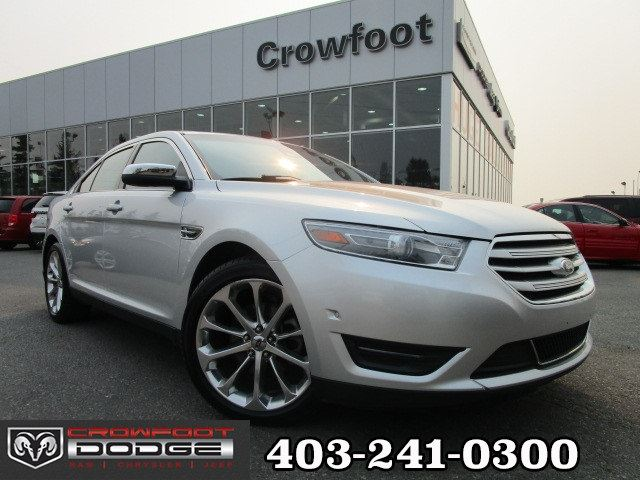 2013 FORD TAURUS Limited in Calgary, Alberta