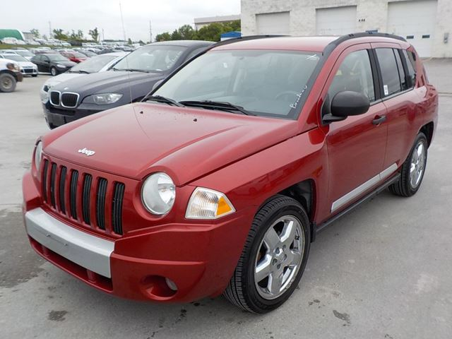 2007 JEEP Compass LTD in Innisfil, Ontario