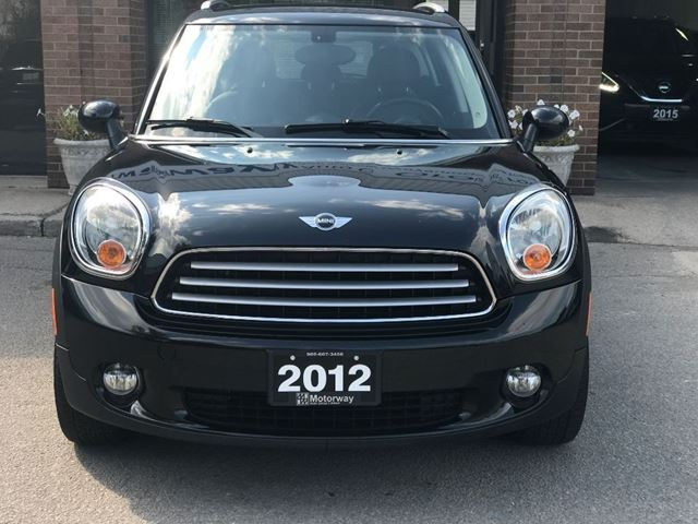 2012 MINI COOPER Countryman Automatic in Mississauga, Ontario