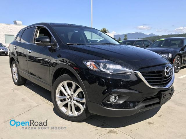 2013 Mazda CX-9 GT AWD A/T No Accident Local Bluetooth AUX Leat in Port Moody, British Columbia