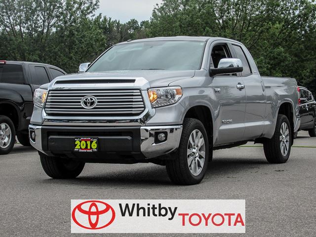 2016 Toyota Tundra Limited in Whitby, Ontario
