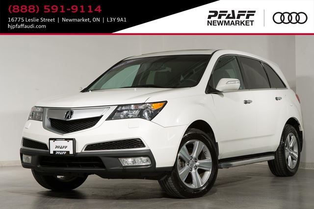 2010 ACURA MDX Base AWD 4dr in Newmarket, Ontario