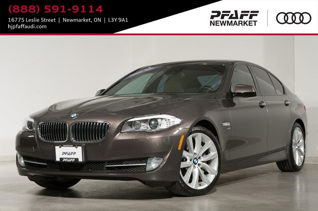 2011 BMW 5 Series xDrive 4dr Sdn 535i xDrive AWD in Newmarket, Ontario