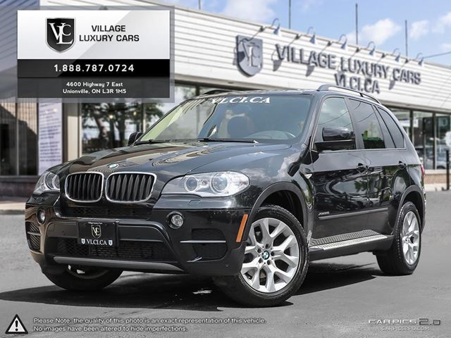 2013 BMW X5 xDrive35i NAVIGATION | PARK ASSIST | PANORAMIC ROOF | NEW BRAKES in Markham, Ontario