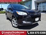 2013 Ford Escape SEL TECHNOLOGY PKG W/PANORAMIC SUNROOF LEATHER INTERIOR in Surrey, British Columbia