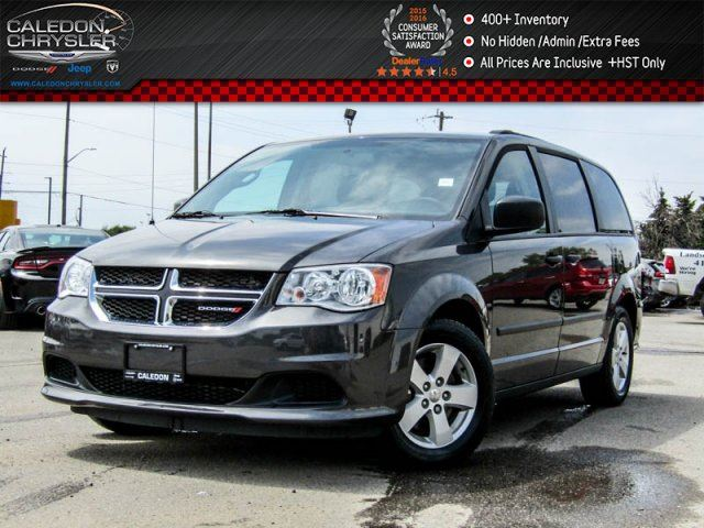 2016 Dodge Grand Caravan SE Pwr windows Pwr Locks Keyless Entry 17Alloy Rims in Bolton, Ontario