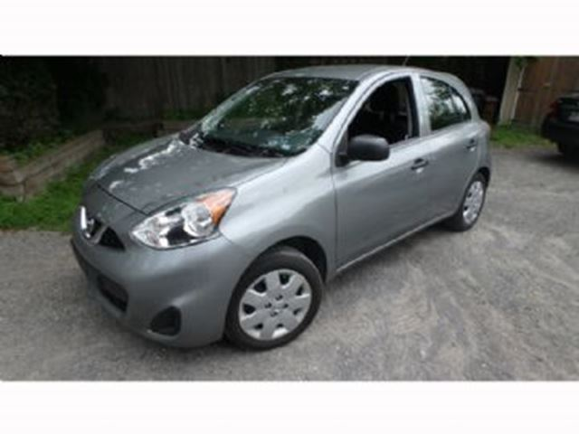 2015 Nissan Micra           in Mississauga, Ontario