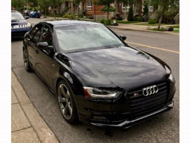 2015 Audi S4 quattro Remote Starter NAVI Every Option in Mississauga, Ontario