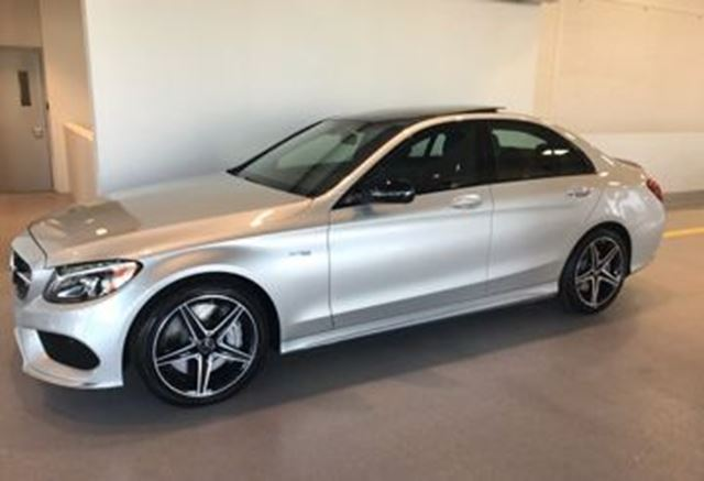 2017 Mercedes-Benz C-Class C43 AMG 4MATIC FCLP Wear Protection in Mississauga, Ontario