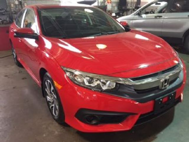 2017 Honda Civic EX (ONLINE SPECIAL W/ HONDA LEASE GUARD) in Mississauga, Ontario