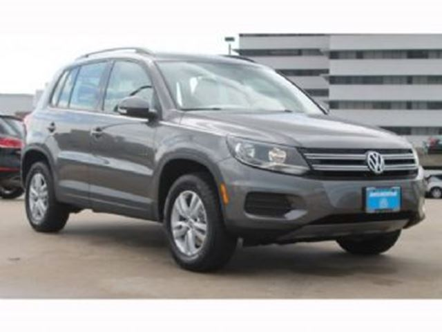 2015 Volkswagen Tiguan Special Edition 4Motion Excess Wear Protect. & Ext. Warranty in Mississauga, Ontario