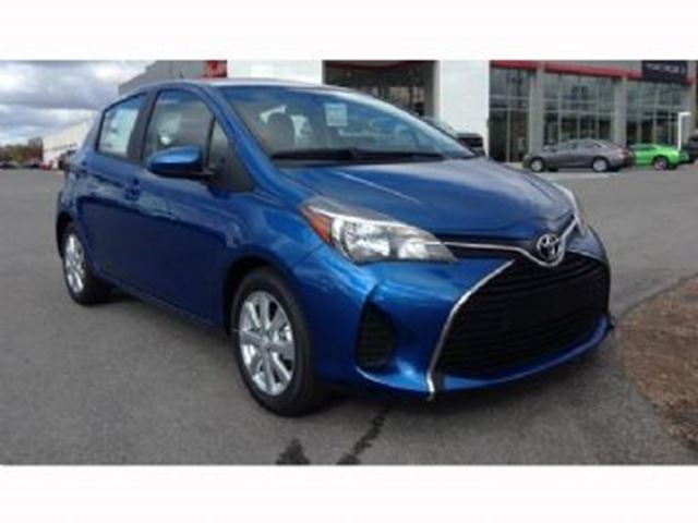 2017 Toyota Yaris LE PEA Extended Warranty in Mississauga, Ontario