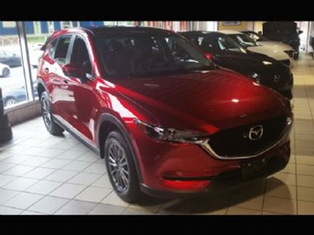 2017 MAZDA CX-5 4dr GS FWD w/Navigation in Mississauga, Ontario