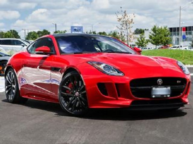 2017 Jaguar F-TYPE Coupe S AWD in Mississauga, Ontario