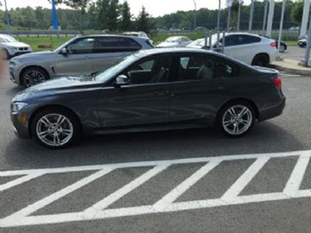 2015 BMW 3 SERIES 328i xDrive M Package  in Mississauga, Ontario