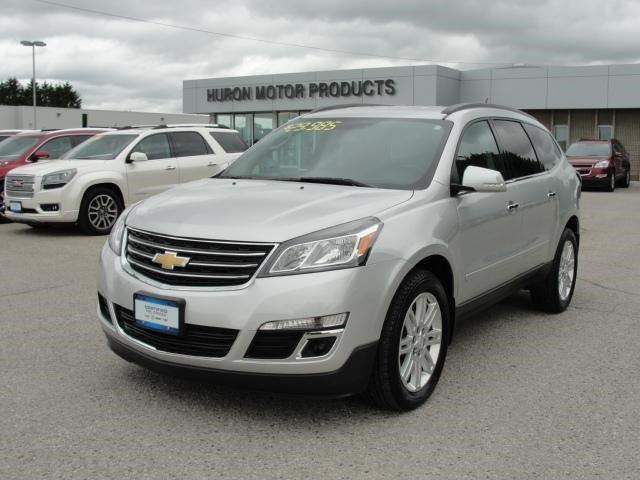 2014 Chevrolet Traverse 1LT in Exeter, Ontario