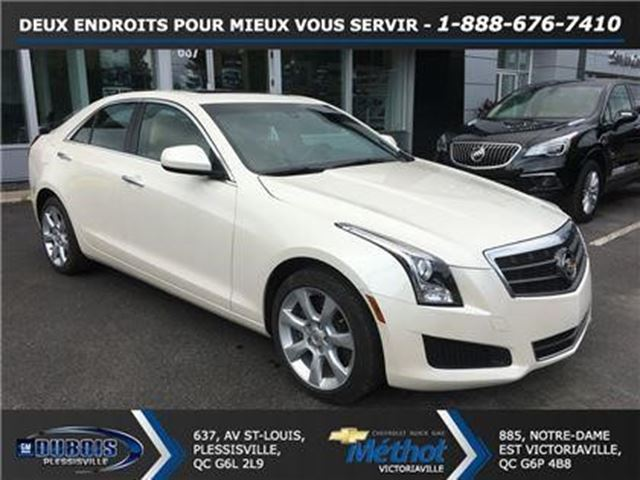 2014 Cadillac ATS AWD in Plessisville, Quebec
