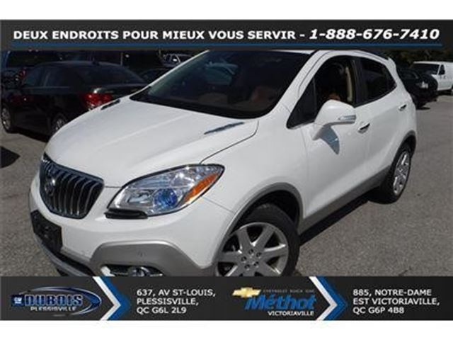 2015 Buick Encore Premium in Plessisville, Quebec