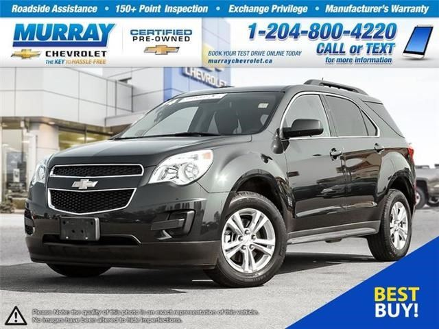2014 CHEVROLET EQUINOX LT in Winnipeg, Manitoba