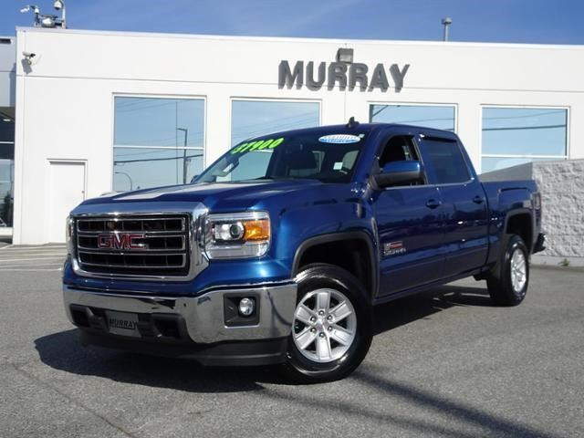 2015 GMC Sierra 1500 SLE in Abbotsford, British Columbia