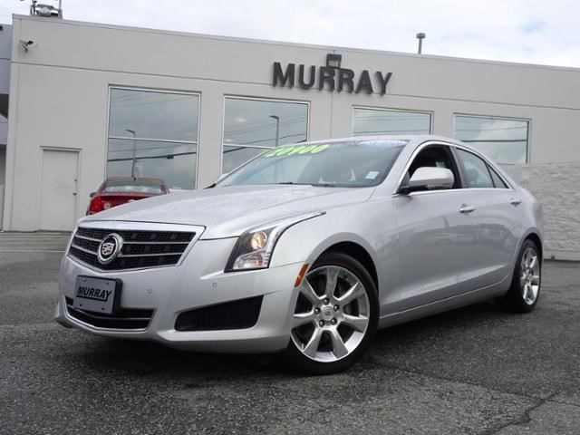 2013 Cadillac ATS Luxury in Abbotsford, British Columbia