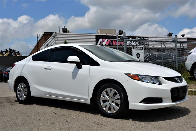 2012 Honda Civic 4 Cylinder Automatic Bluetooth in Brampton, Ontario