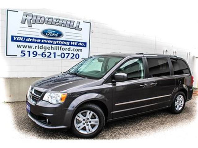 2015 Dodge Grand Caravan Crew in Cambridge, Ontario