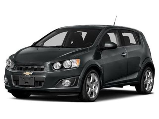 2015 CHEVROLET SONIC LT Auto in Coquitlam, British Columbia
