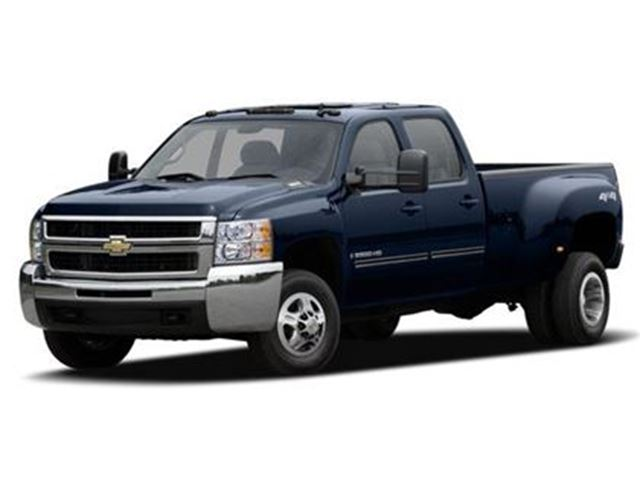 2010 CHEVROLET SILVERADO 3500  LTZ in Coquitlam, British Columbia