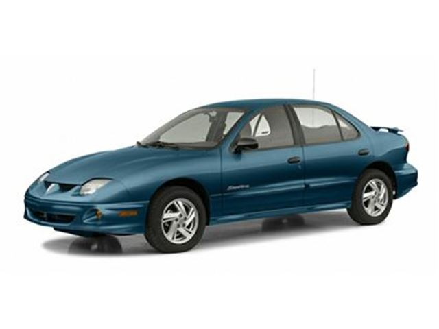 2002 PONTIAC SUNFIRE - in Coquitlam, British Columbia