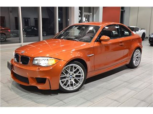 2011 BMW M  Ultra Rare (E82) With Only 21.271 Kms! in Oakville, Ontario
