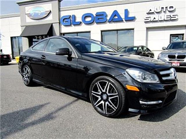 2013 Mercedes-Benz C-Class C350 C350 Coupe 4MATIC in Ottawa, Ontario