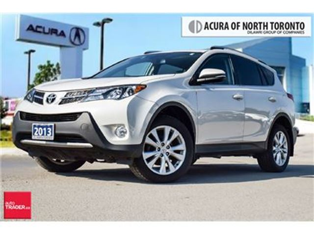 2013 Toyota RAV4 AWD Limited AWD  Sale!! in Thornhill, Ontario