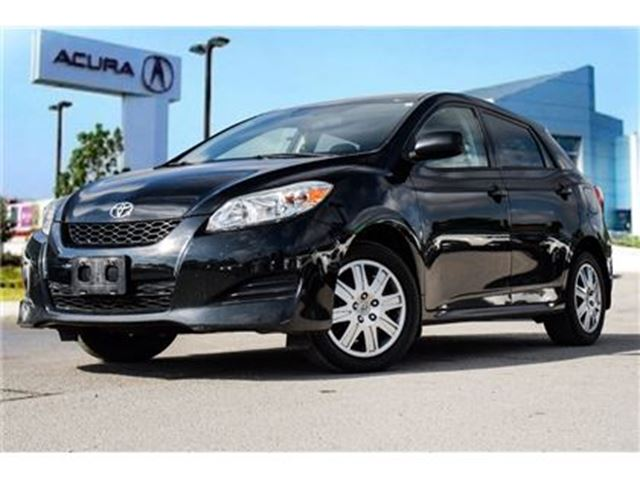 2011 Toyota Matrix FWD 4A in Thornhill, Ontario